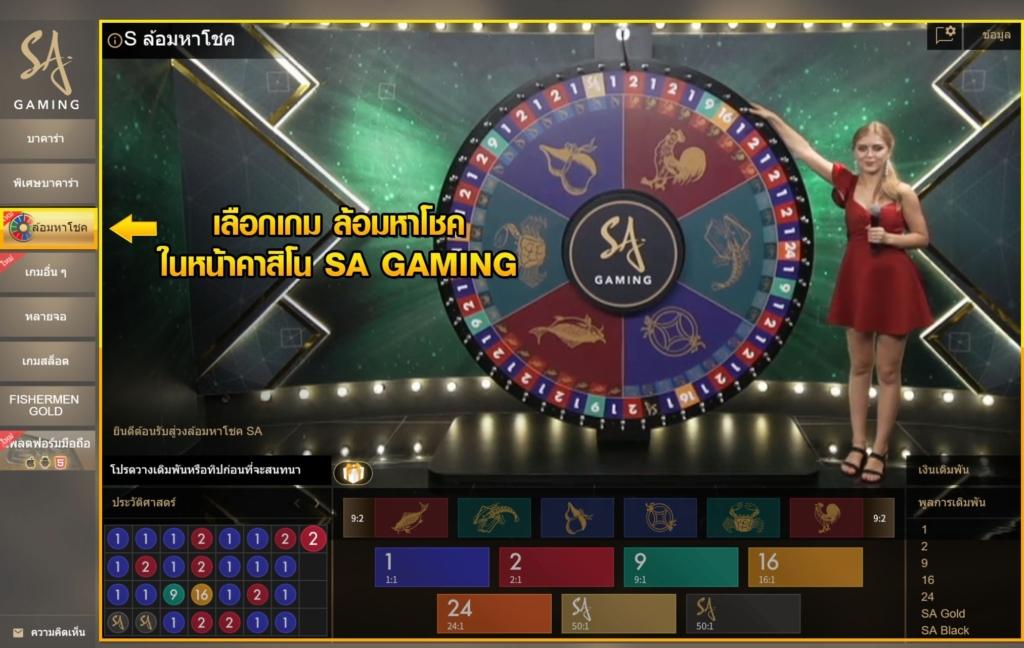 How to Play Money Wheel 1